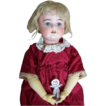 26&quot; Antique S&H 5000 Doll - Unique Look & Pretty Features