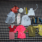Vintage Barbie Clothing - Lot 7