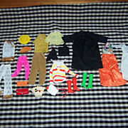 Vintage Barbie Clothing - Lot 10