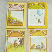 Miniature set of Pooh's Pot o Honey