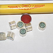 Shell test kit for aviation fuel