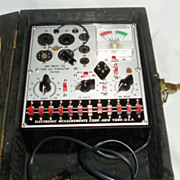 EMC model 213-215 tube and transistor tester