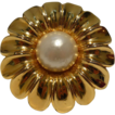 Chanel Vintage Flower Brooch