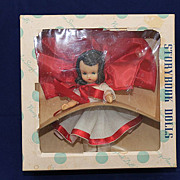 SALE Vintage 1961 Nancy Ann Storybook Doll #102 Mint