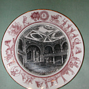 Thomas Maddock's Sons Masonic Design Plate.