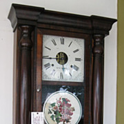 REDUCED Seth Thomas Triple Decker Clock-Circa 1880