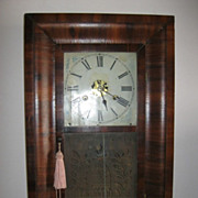 SALE 1844-1854 C.Jerome,New Haven, Conn. SHELF Clock-Ogee Style