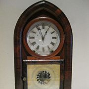 Ansonia Shelf Clock  1855  8-day