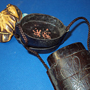 Japanese INRO sagemono  18th century