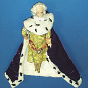 Doll made by a Theater Costume Designer 1960's