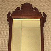 Chippendale Mirror circa 1760's to 1780's