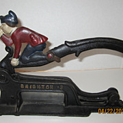 Cast Iron Tobacco Cutter - Brighton's