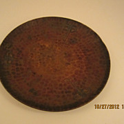 Roycroft Copper Ashtray