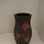 Tree Bark Cloisonne Vase