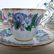 Vintage Royal Stafford Bridal Shower Tea cup and Saucer