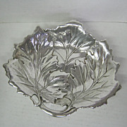Sterling Bon-Bon Dish by International