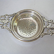 St. Webster Tea Strainer