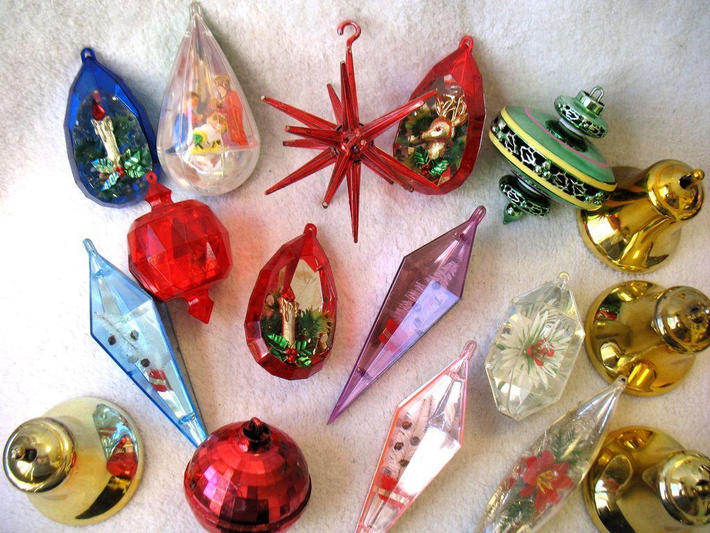 #AC211F Reserved For Chris Vintage Plastic Christmas  5535 décorations de noel vintage 1024x768 px @ aertt.com