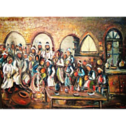 SALE Art_Judaica_Celebration_Fiesta