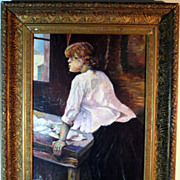 REDUCED After Toulouse-Lautrec