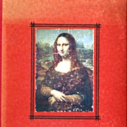 SALE German_Book_Cards_ of_ Most Famous Paintings_1931