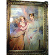 SALE L_Sharon_Two_sisters