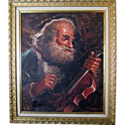 SALE M_Riccio_Blind_Violin_Master_1978