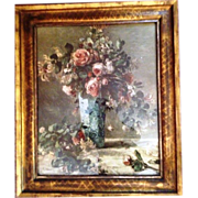 SALE Renoir_Exquisite_Print_Roses_Vase