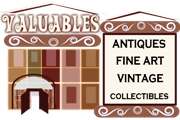 Valuables: Antiques, FineArt, Vintage Collectibles