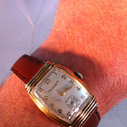 Gents Bulova Wristwatch