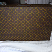 Louis Vuitton Antique Suitcase