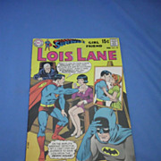 DC Lois Lane #99 Superman