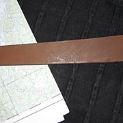 Machete, WWII era, English Sheffield Steel, British mid-twentieth century