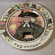 Vintage Royal Doulton-The Parson-Professional Series 3rd Firing