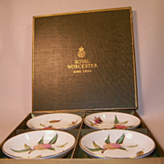 Royal Worcester ARDEN Coasters with Box