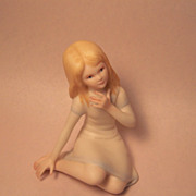 Cybis Figurine &quot;Thumbelina&quot; 1957-1972