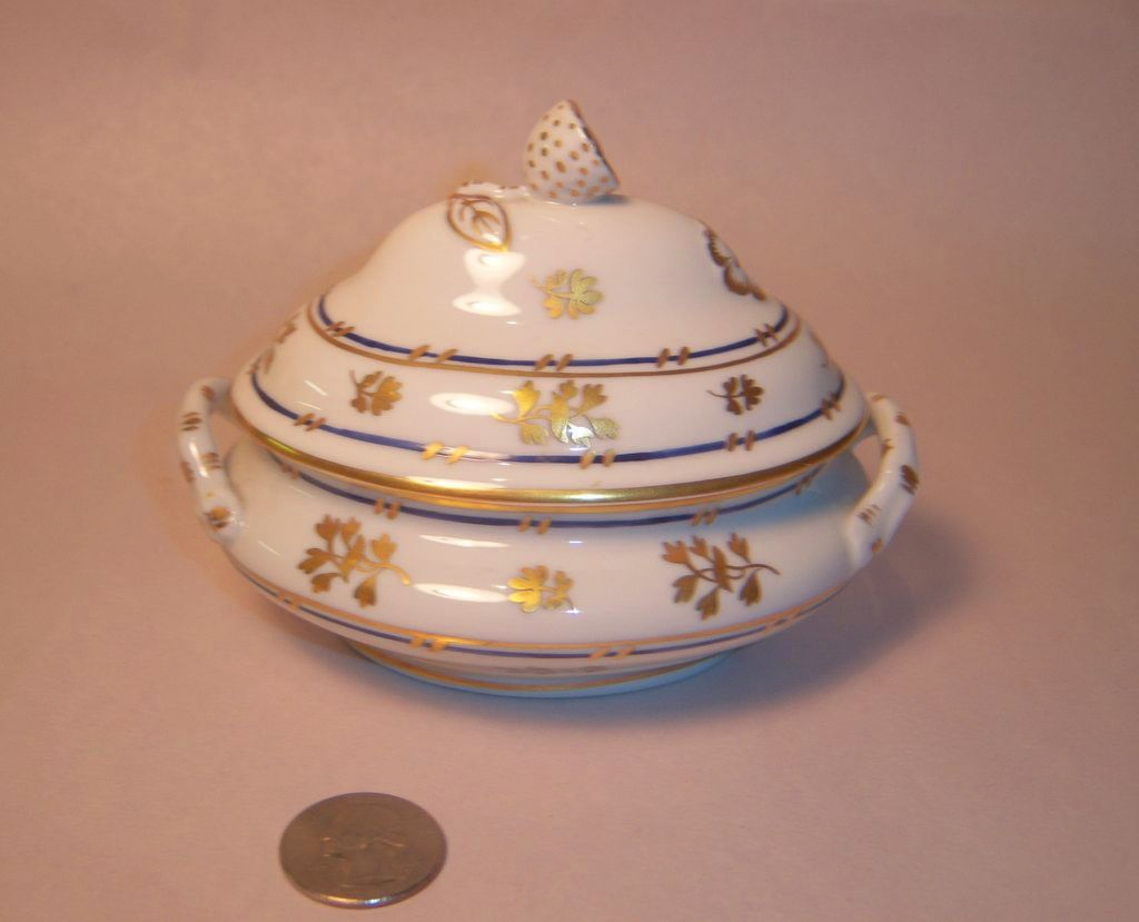 Herend CORONATION Miniature Tureen