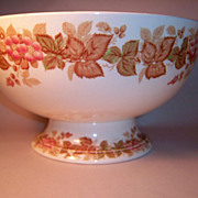 Wedgwood WILDBRIAR TK423 Punch Bowl
