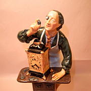 Royal Doulton &quot;Clock Maker&quot; HN2279 Figurine