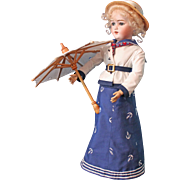 Simon & Halbig - 1159 Lady Doll - Antique German doll - 20 inches