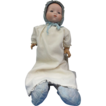 Armand Marseille Sleepy Eyes bisque Head Vintage Doll