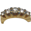 1.02CTW Diamond Band in 14KY Gold