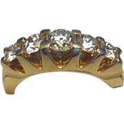 REDUCED 1.02CTW Diamond Band in 14KY Gold