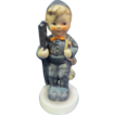 Vintage Hummel Village Boy Figurine