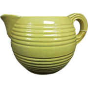 Stangl Ringware Pitcher