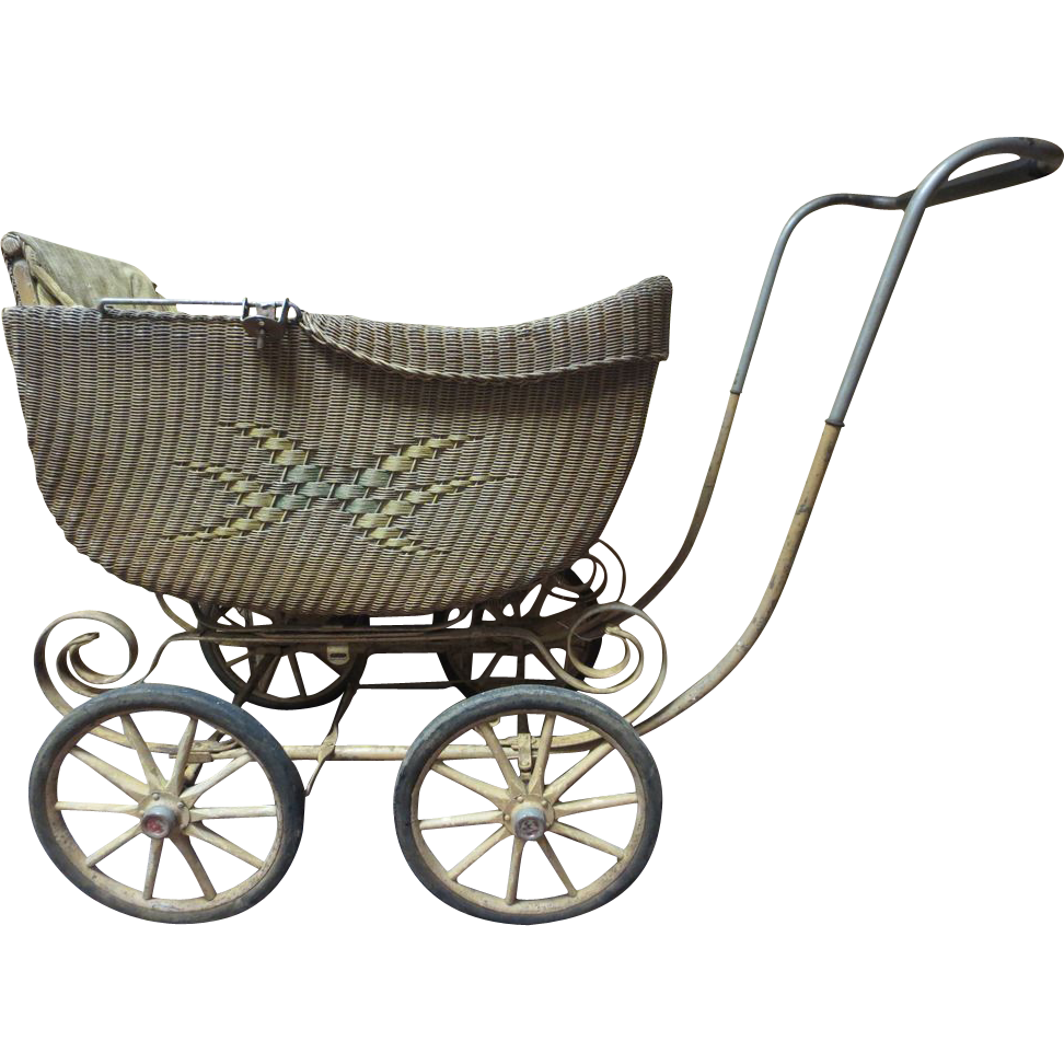 Art Deco Pram