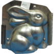 1930's-40's Chocolate Mold Easter Bunny Holiday