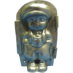 RARE-1930's German Chocolate Mold Little Boy