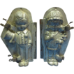 RARE-1930's German Chocolate Mold Boy/Girl Bride/Groom Holiday