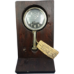 Vintage 1925 Elgin Automobile Dashboard Clock